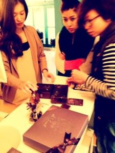 Oh! Sweet X 香港新假期雜誌_採訪幕後花絮 4